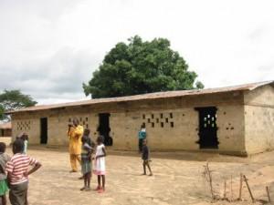 Ecole d`Oniamwa
