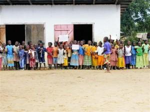 Ecole de Mbouambe-Lefini